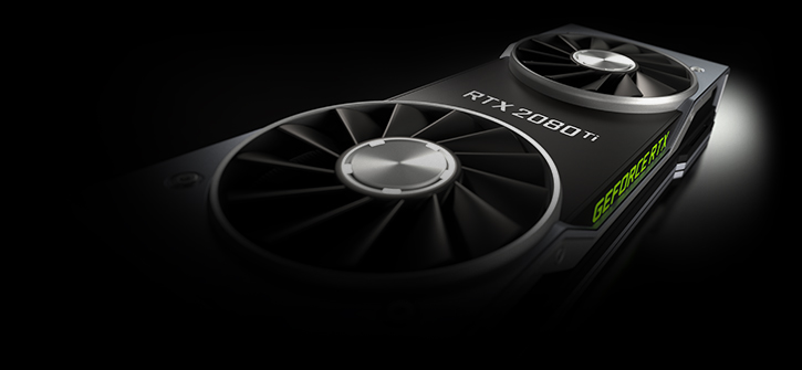 Geforce RTX 20-Serie