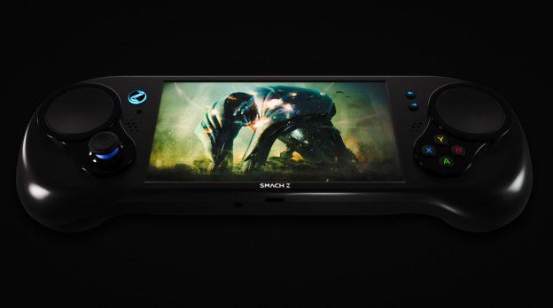 Mobile Spielekonsole Smach Z
