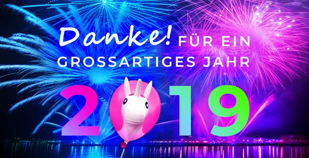 Danke 2019!