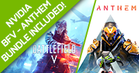 Bundles Battlefield V und Anthem