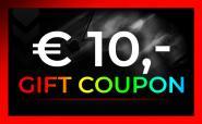10 Euro Gift Card