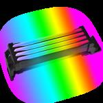 TT Pacific R1 Plus, DDR4 Memory Lighting Kit