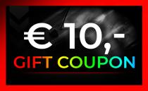 10 Euro Gift Card - 1