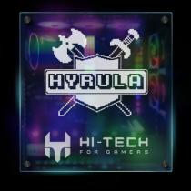 Lasergravur Hyrula - 1