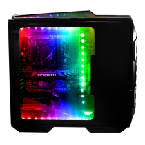 XTREME GAMING PC NANOSUIT V12 GRone Schwarz RGB