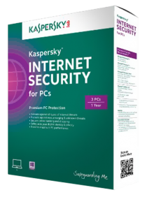 KASPERSKY Internet Security 2020 / 3 User