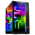 PC WATER COOLED XTREME STRONGHOLD V20 (Design: LIAN LI O11Dynamic noir RGB) - 1