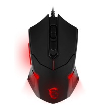 MSI Interceptor DS B1 Gaming Mouse - 1