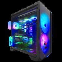 GAMER PC XTREME UNFORGIVEN V17 (Design: TT View 51 TG RGB) - 1