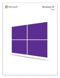Microsoft Windows 10 Pro 64Bit, DSP/SB - 1