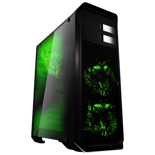 PC GAMING DEAR ESTHER V15 AeroCool Aero 500