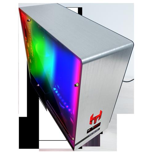 PC GAMER XTREME NANODOM V15 IN WIN 909 noir