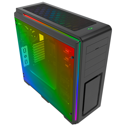 GAMER PC XTREME EPIC V6 Grau
