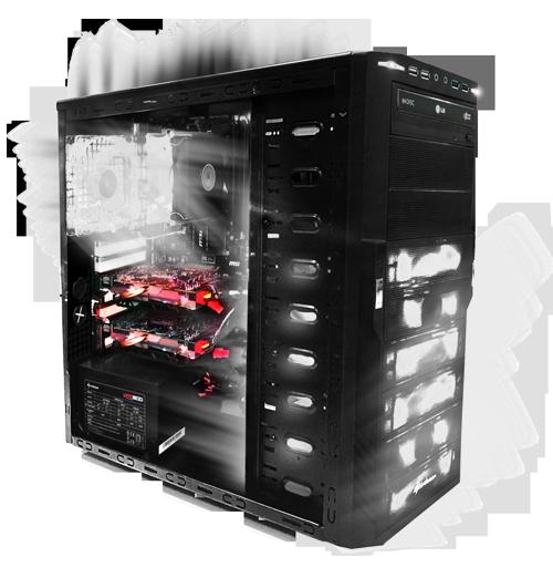 ZOCKER PC VENOM V8