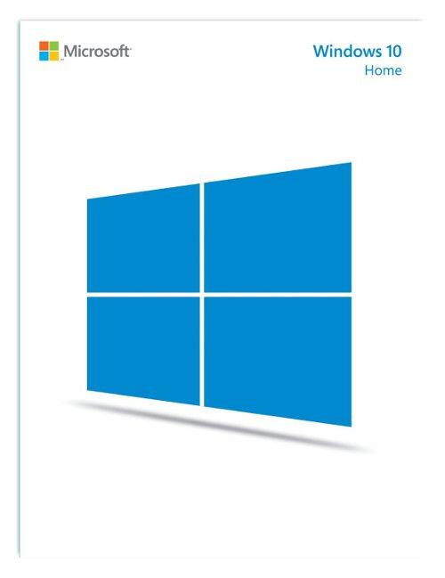 Microsoft Windows 10 Home 64Bit, DSP/SB