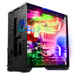 PC WATER COOLED XTREME STRONGHOLD V20 (Design: LIAN LI O11Dynamic noir RGB) - 2