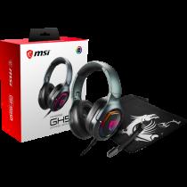 MSI Immerse GH50, Headset, schwarz - 2