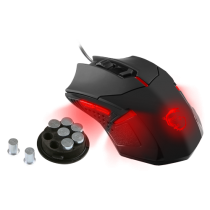 MSI Interceptor DS B1 Gaming Mouse - 2