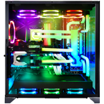 PC WATER COOLED XTREME STRONGHOLD V20 (Design: LIAN LI O11Dynamic noir RGB) - 4