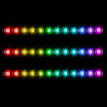 TT Pacific Lumi Plus RGB Magnetic LED Strip 3 Pack - 5