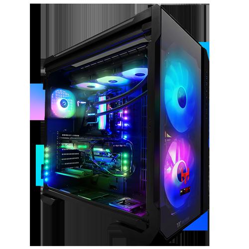 Gamer Pc Xtreme Unforgiven V22 Tt View 51 Tg Rgb Gaming Pcs Hi Tech Computer