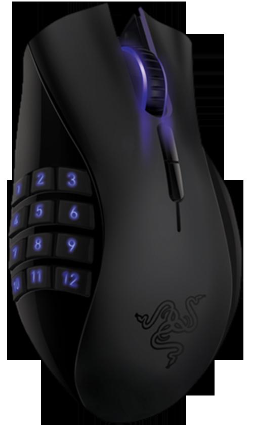 Razer naga epic wireless mouse