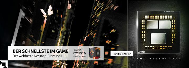 Banner AMD Ryzen™ 5000 series