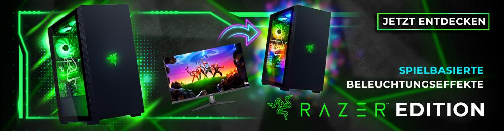 Banner Razer 2021