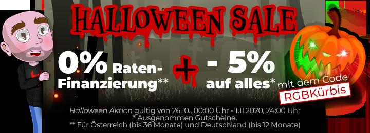 Banner Promo RGBKürbis 2020 Halloween