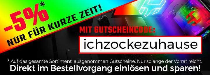 Banner Promo 2020 Ich Zocke Zuhause