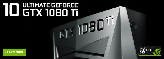 Banner GTX 1080 Ti