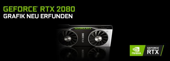 Banner Nvidia GF RTX 2080