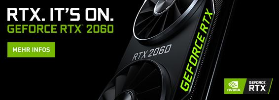 Banner NVIDIA GF RTX 2060