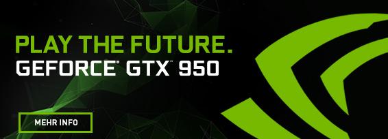 Banner NVIDIA 950