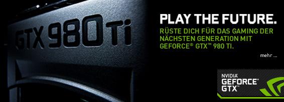 Banner NVIDIA 980Ti